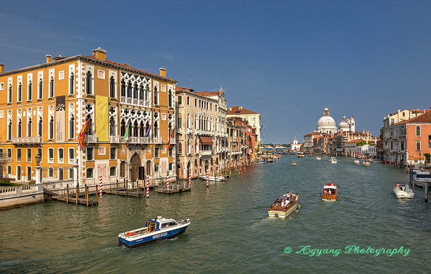 Hotel Galleria and Grand Canal, Venice