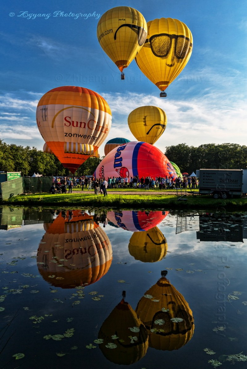 Ballonfiesta Barneveld 2014