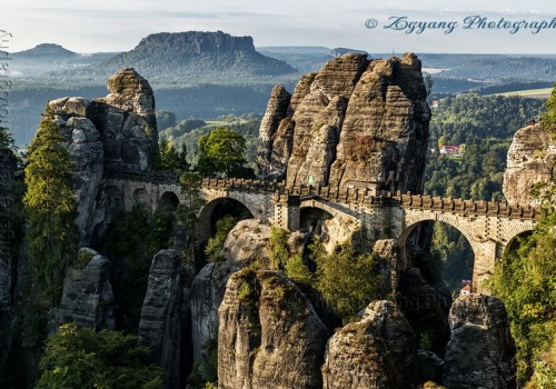 Saxon Switzerland Park