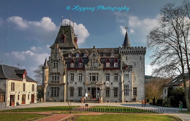 Castle Petite Somme near Durbuy