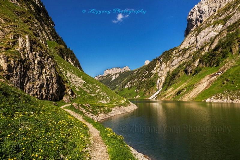 Falensee - Alp St. Gallen