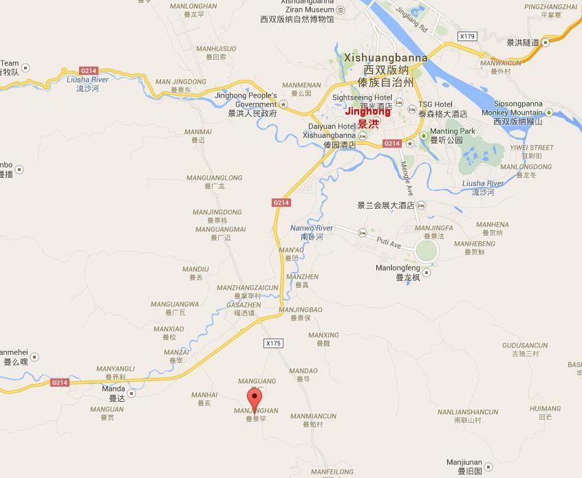 Manjinghan Village