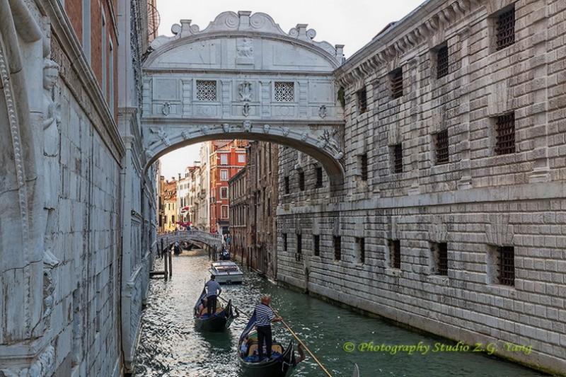 Ponte dei Sospiri, Italy