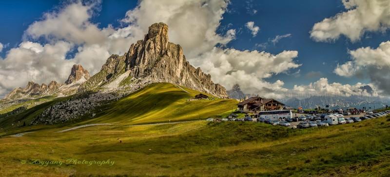 Posalz, Dolomite