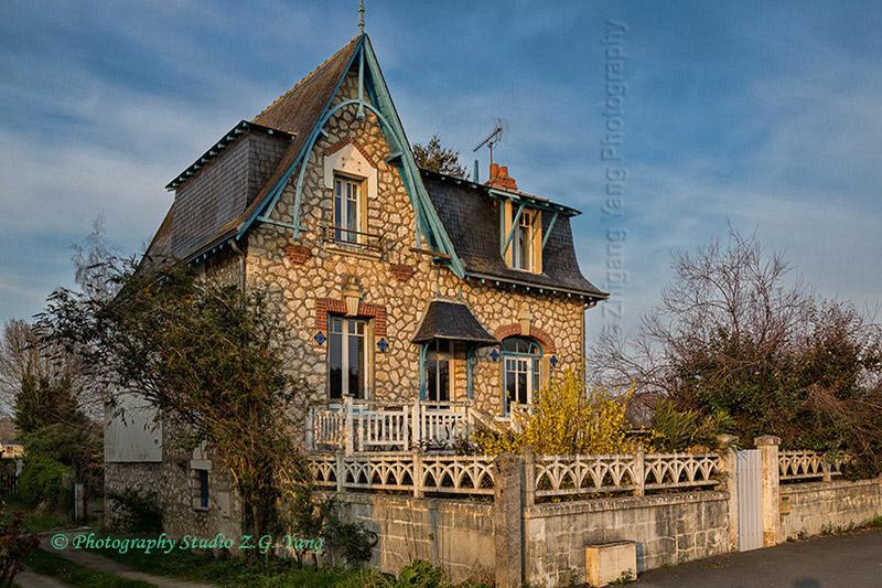 Villa in Saumur