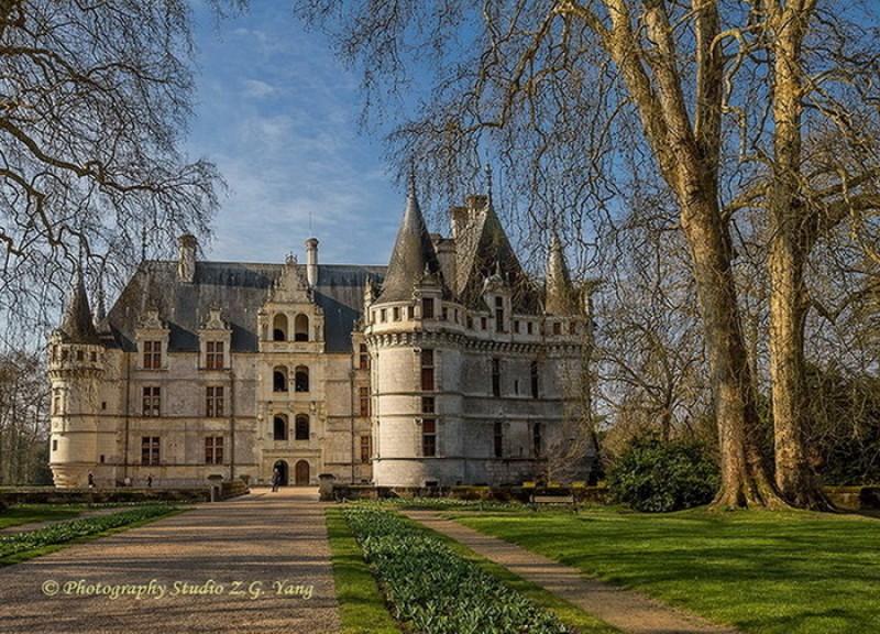 Castle Azay le Rideau