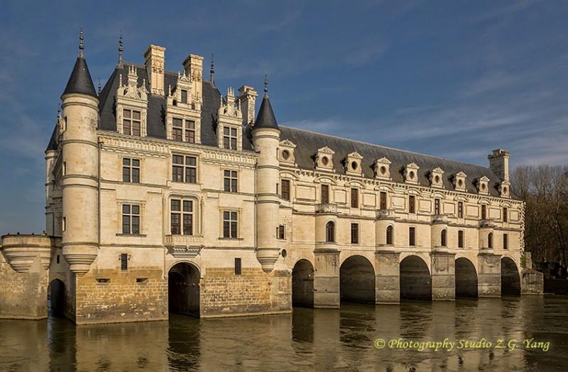 Castle Chenoceau, France