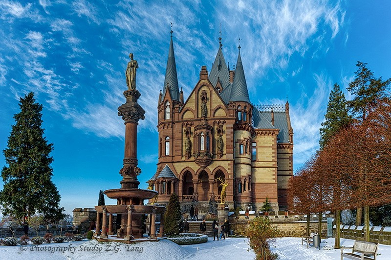 Castle Drachenburg, Germany