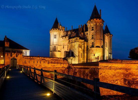Castle Saumur