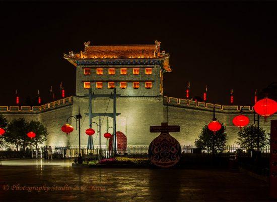 City Gate of Xian, China