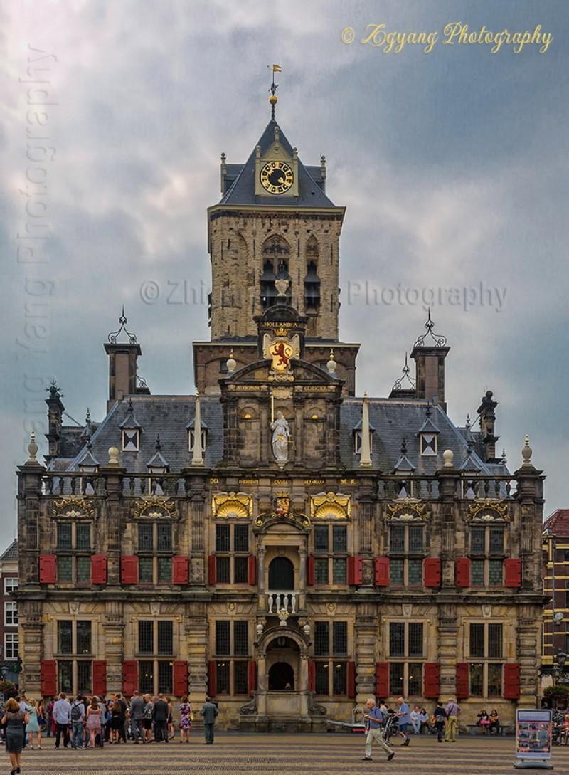 City Hall Delft