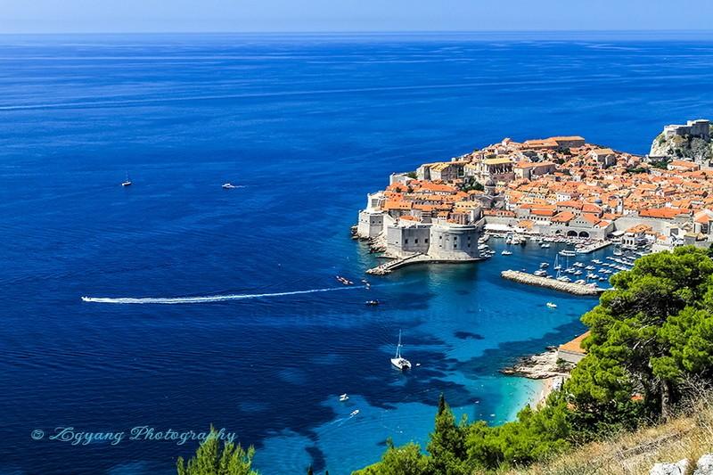 Mediterranean seaport - Dubrovnik