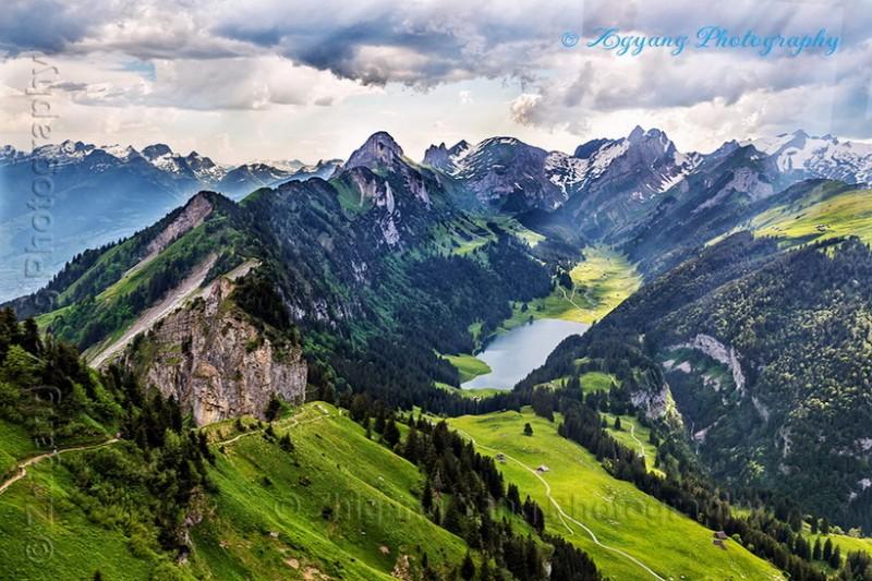 Hoher Kasten - Alp St. Gallen