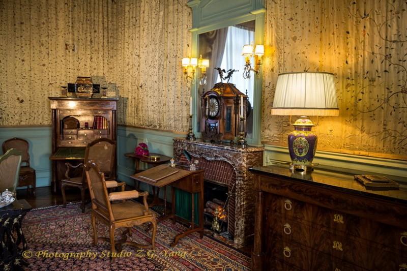 Interior Castle Cheverny 1