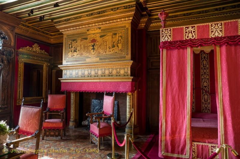 Interior Castle Cheverny 13