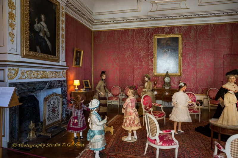 Interior Castle Cheverny 5