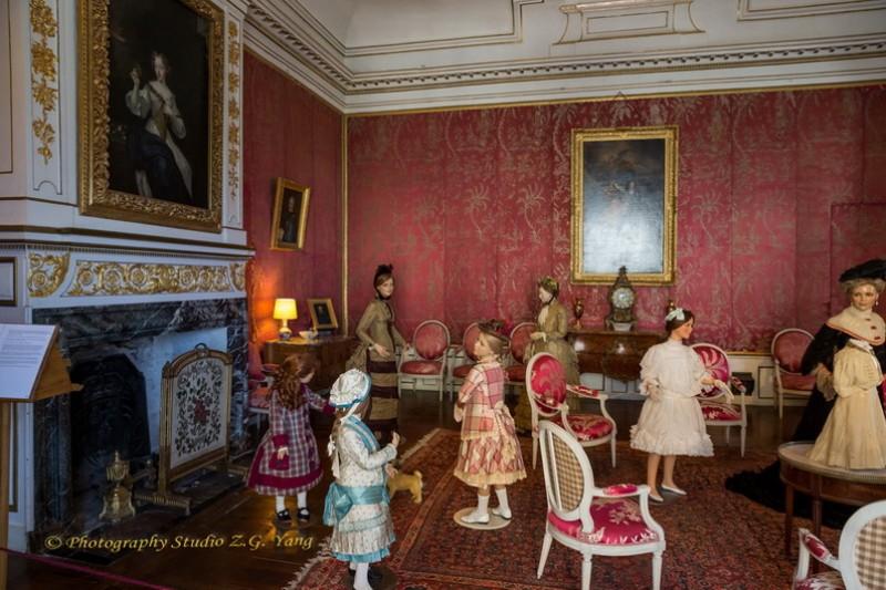 Interior Castle Cheverny 5