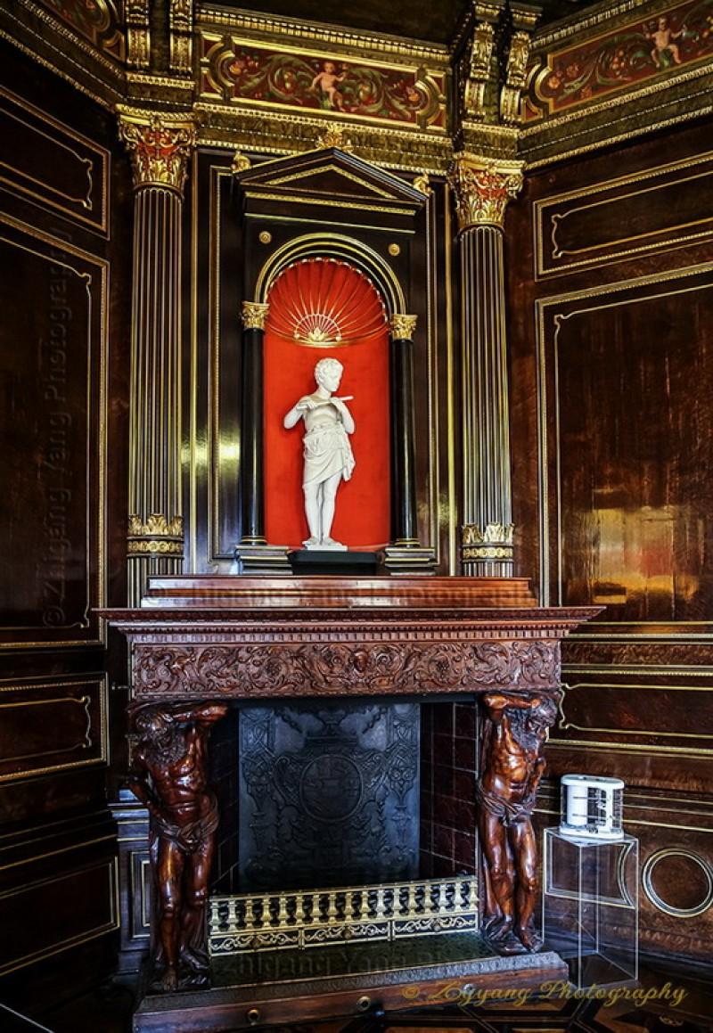 Interior deco Castle Schwerin