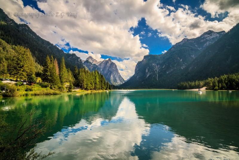 Lake Dobiaco