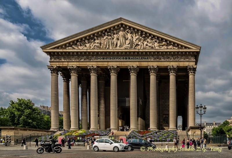 Madeleine Church Paris, France
