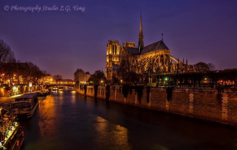 Notre-Dame Paris, France